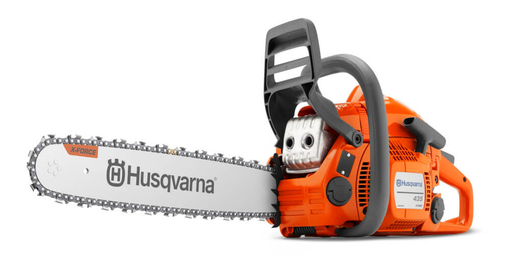 HUSQVARNA ALL ROUND PETROL CHAINSAW - 435