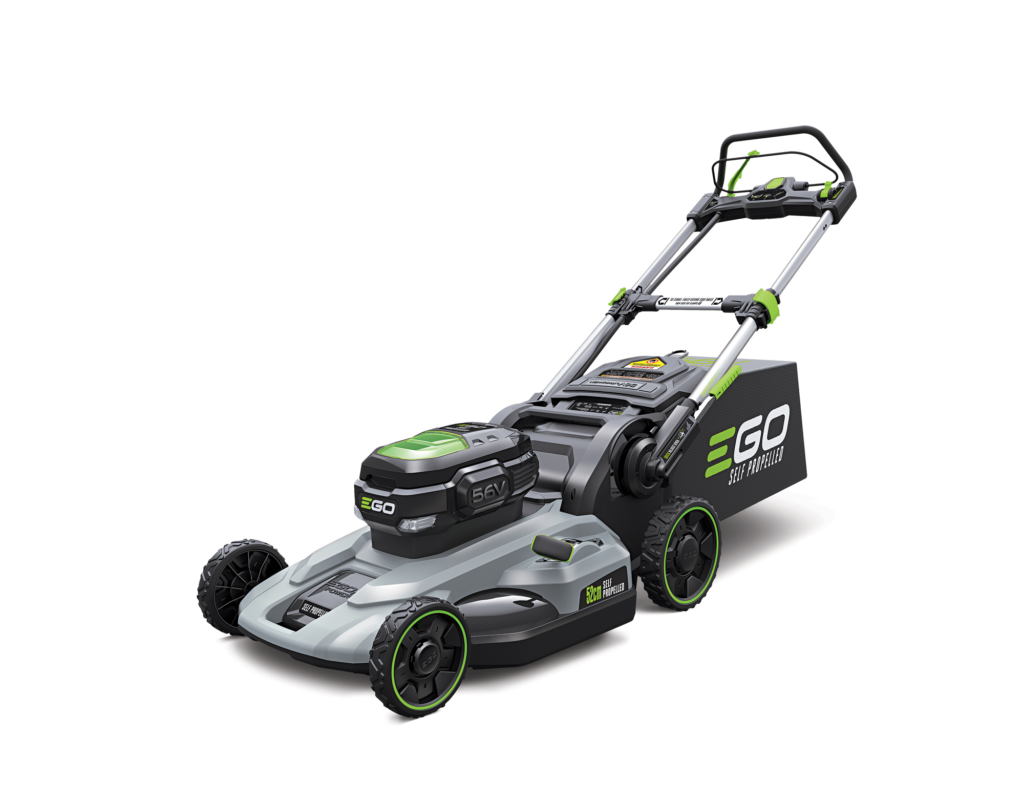 EGO POWER+ SELF PROPELLED MOWER LM2122E-SP